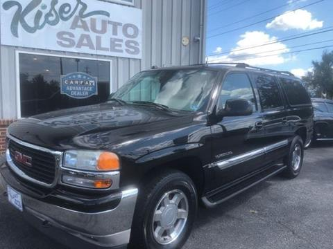 2005 GMC Yukon XL for sale in Stuarts Draft, VA