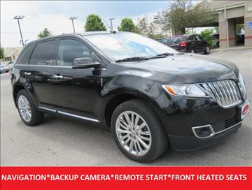 2013 Lincoln MKX for sale in Lafayette, IN