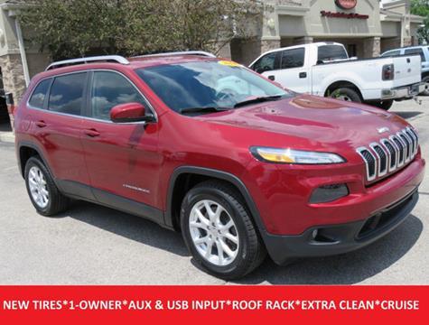 2014 Jeep Cherokee for sale in Lafayette, IN