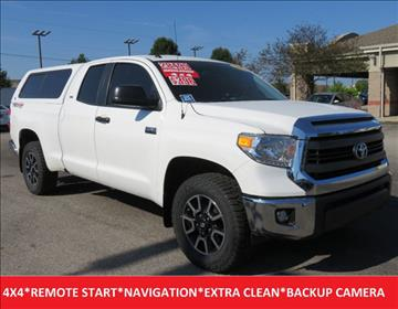 2014 Toyota Tundra for sale in Lafayette, IN