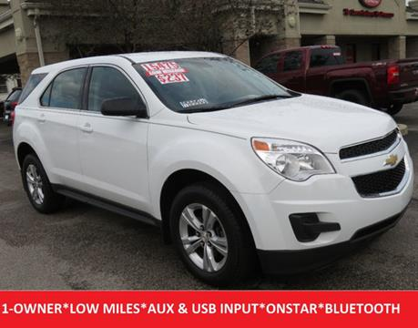 2015 Chevrolet Equinox for sale in Lafayette, IN