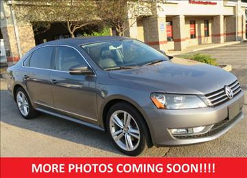 2015 Volkswagen Passat for sale in Lafayette, IN