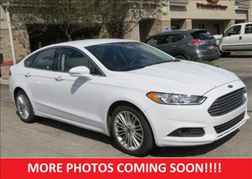 2016 Ford Fusion for sale in Lafayette, IN