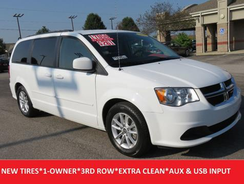 2016 Dodge Grand Caravan for sale in Lafayette, IN