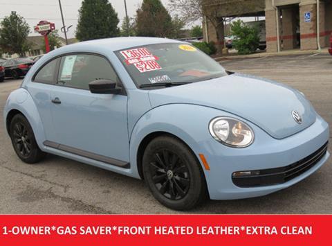2016 Volkswagen Beetle for sale in Lafayette, IN