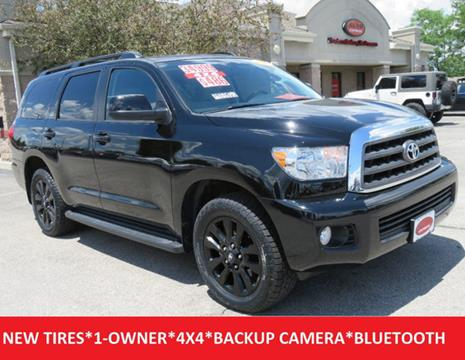 2016 Toyota Sequoia for sale in Lafayette, IN