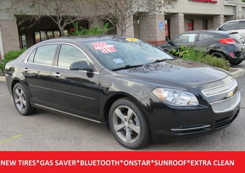 2012 Chevrolet Malibu for sale in Lafayette, IN