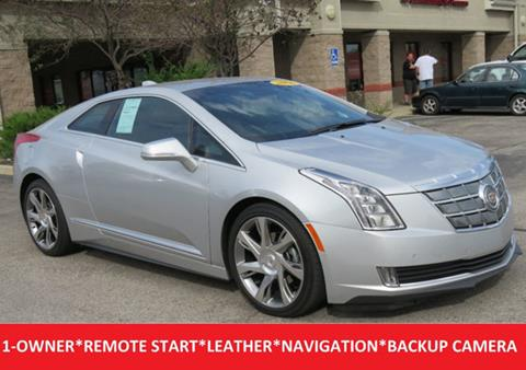 2014 Cadillac ELR for sale in Lafayette, IN