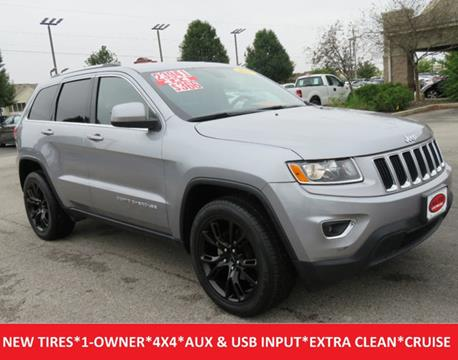 2016 Jeep Grand Cherokee for sale in Lafayette, IN