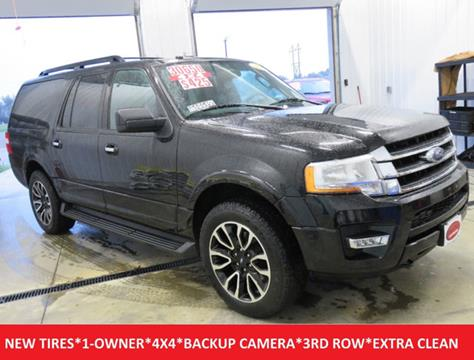 2016 Ford Expedition EL for sale in Lafayette, IN