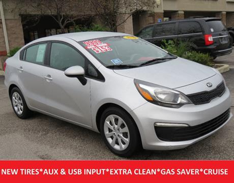 2016 Kia Rio for sale in Lafayette, IN