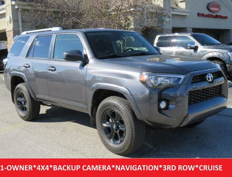 2017 Toyota 4Runner for sale in Lafayette, IN