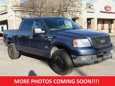2004 Ford F-150 for sale in Lafayette, IN