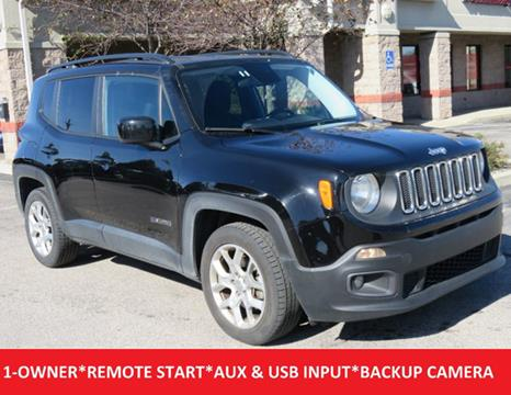 2016 Jeep Renegade for sale in Lafayette, IN
