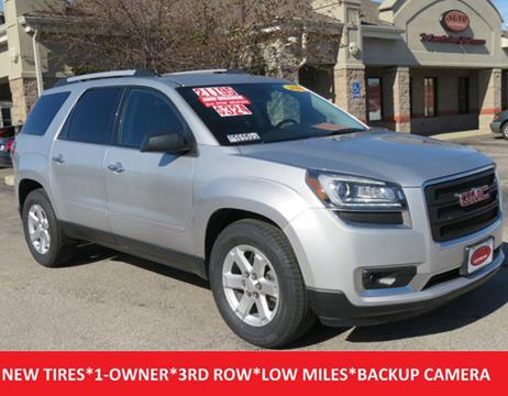 2014 GMC Acadia for sale in Lafayette, IN