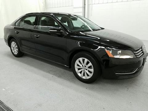 2013 Volkswagen Passat for sale in Lafayette, IN