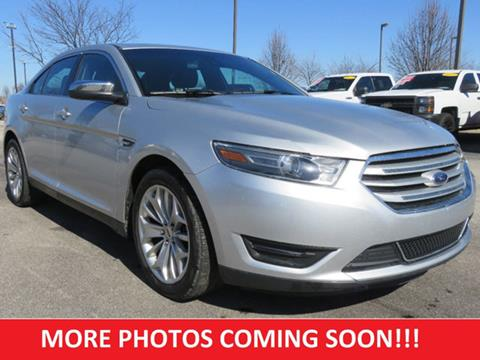 2017 Ford Taurus for sale in Lafayette, IN
