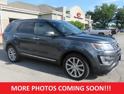 2016 Ford Explorer for sale in Lafayette, IN