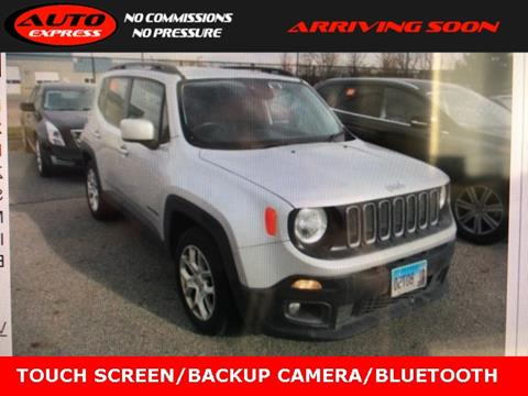 2017 Jeep Renegade for sale in Lafayette, IN