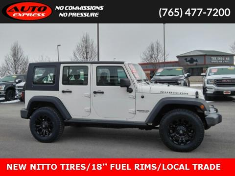2007 Jeep Wrangler Unlimited for sale in Lafayette, IN