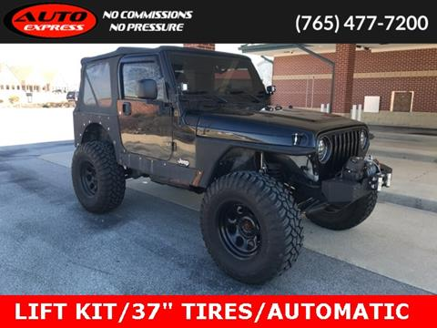 2004 Jeep Wrangler for sale in Lafayette, IN
