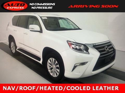 used lexus gx 460 for sale - carsforsale®