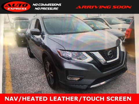 2018 Nissan Rogue for sale in Lafayette, IN
