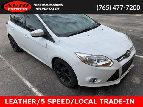 2014 Ford Focus for sale in Lafayette, IN