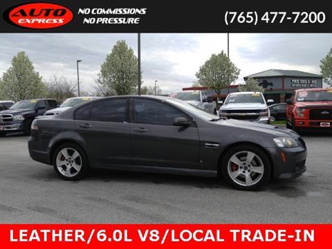 2009 Pontiac G8 for sale in Lafayette, IN