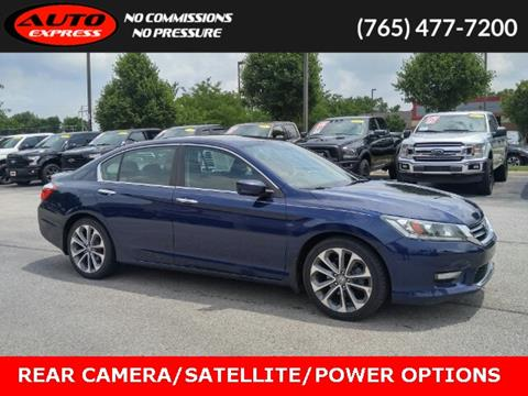 2014 Honda Accord for sale in Lafayette, IN