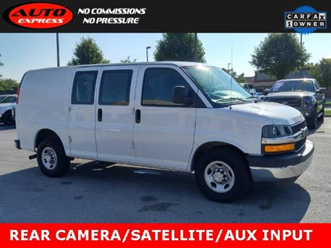 2018 Chevrolet Express Cargo for sale in Lafayette, IN