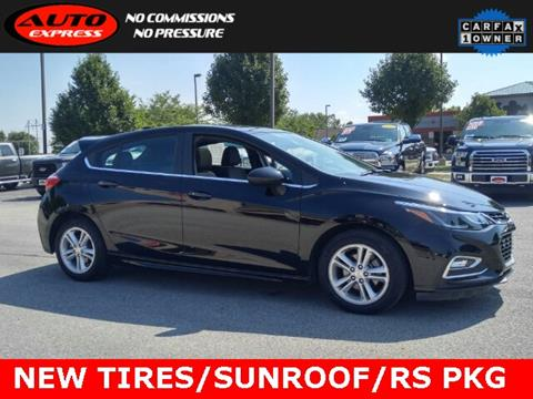 2017 Chevrolet Cruze for sale in Lafayette, IN