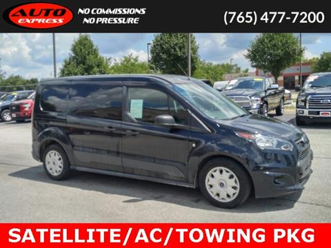 2015 Ford Transit Connect Cargo for sale in Lafayette, IN