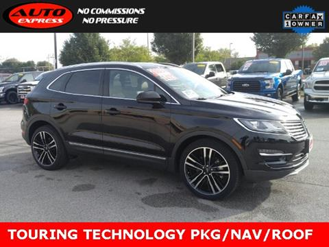 2017 Lincoln MKC for sale in Lafayette, IN