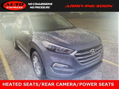 2018 Hyundai Tucson for sale in Lafayette, IN