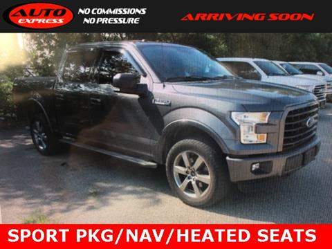 2016 Ford F-150 for sale in Lafayette, IN