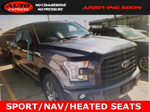 2017 Ford F-150 for sale in Lafayette, IN