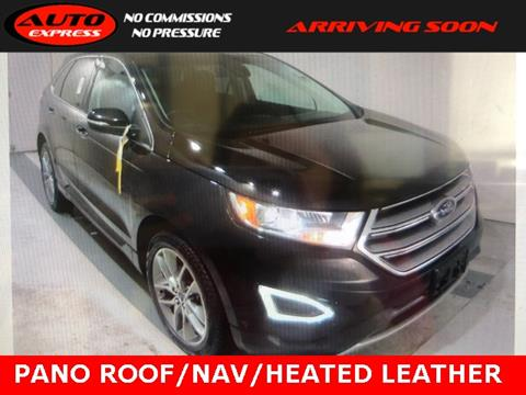 2016 Ford Edge for sale in Lafayette, IN