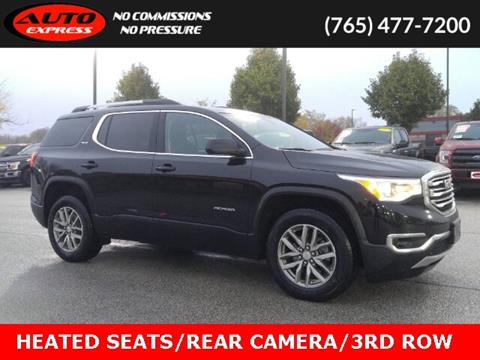 2018 GMC Acadia for sale in Lafayette, IN