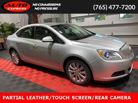 2016 Buick Verano for sale at Auto Express in Lafayette IN