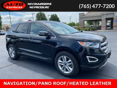 2016 Ford Edge for sale at Auto Express in Lafayette IN