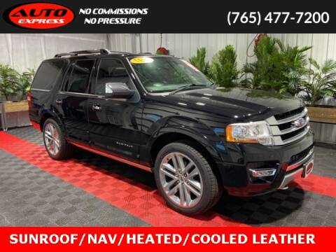 2017 Ford Expedition for sale at Auto Express in Lafayette IN