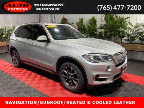2018 BMW X5 for sale at Auto Express in Lafayette IN