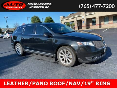 2015 Lincoln MKT for sale at Auto Express in Lafayette IN