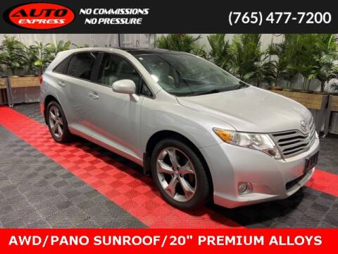 2011 Toyota Venza for sale at Auto Express in Lafayette IN