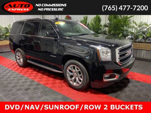 2020 GMC Yukon for sale at Auto Express in Lafayette IN