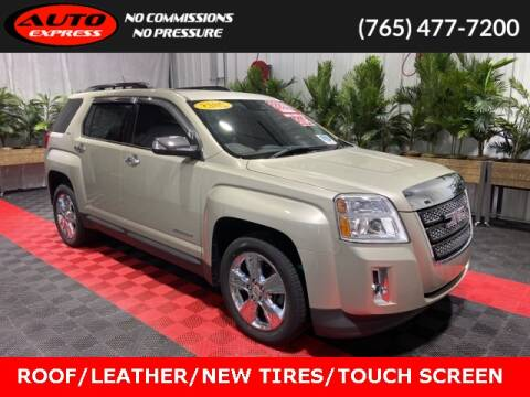 2015 GMC Terrain for sale at Auto Express in Lafayette IN