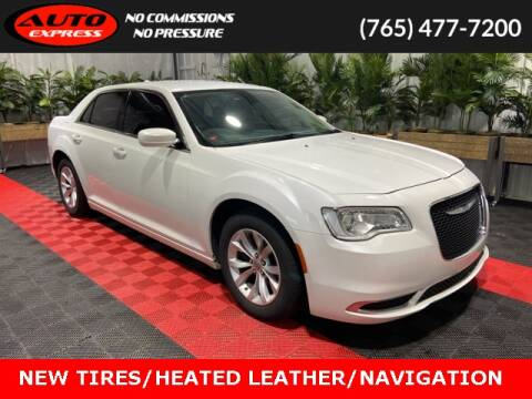 2015 Chrysler 300 for sale at Auto Express in Lafayette IN