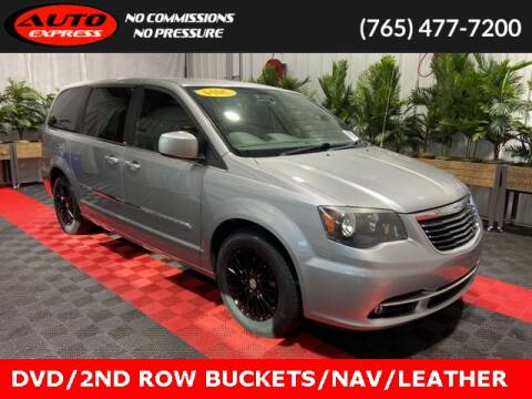 2014 Chrysler Town and Country for sale at Auto Express in Lafayette IN