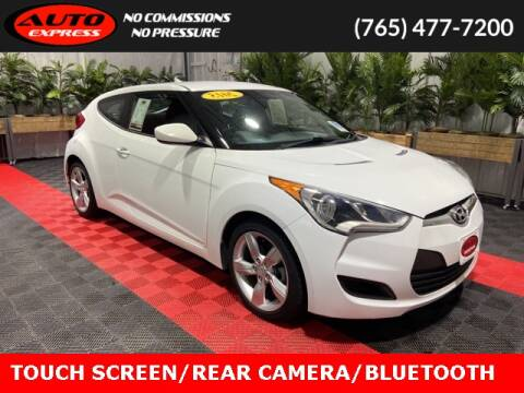 2015 Hyundai Veloster for sale at Auto Express in Lafayette IN